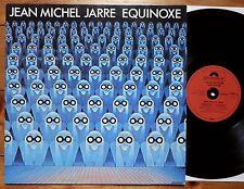 Jean Michel Jarre - Equinoxe  GER 1978 Dreyfus Polydor 38 279 6 CLUB Edition TOP