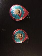 Cca And B Christmas Elf Pierced Earrings