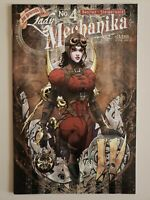 Lady Mechanika #4 Cover A Variant Joe Benitez Steampunk VF
