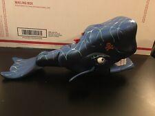 Fisher Price Imaginext Pirates Skull & Bones Blue Whale Loose 2006
