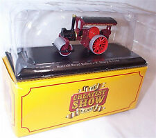 Greatest Show on Earth Burrell Road Roller F. SHARP & SONS NEW IN BOX