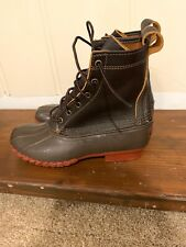 New LL bean Bison Bean Boots Size 9 W 8 M Retails For $149