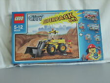 LEGO ®city 66328 redding superpack 6in1