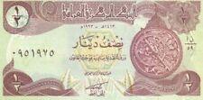 Billetes de Iraq