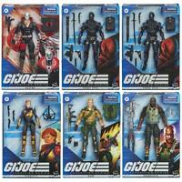 GI Joe Classified Wave 1 Factory Case Snake Eyes Destro Duke Scarlett Roadblock