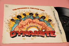 THE SUPREMES LP DYNAMITE ORIG UK 1971 EX