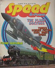 Speed & Power magazine 11 April 1975 Issue 56