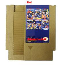 73 in 1 NES Classic Nintendo Super Game Cartridge Rockman,Mega man etc.