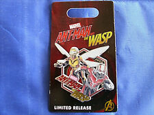 Disney * ANT-MAN & WASP * New on Card 2018 Movie Characters Limited Trading Pin