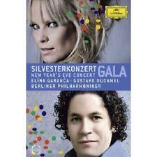 "BERLINER PHILHARMONIKER ""SILVESTERKONZERT 2010 DVD NEU"