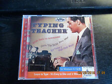 SoftKey Typing Teacher CD-ROM for Windows 3.1 and 95 -