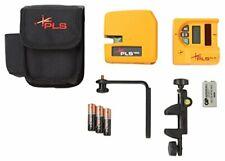 Fluke PLS-60522N Linenlaser System rot Laser Baulaser 61m SYSTEM PLS 180 MIT SLD