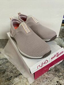 Ryka Paola Slip-On Casual Shoes Violetice US 9W Rare Color