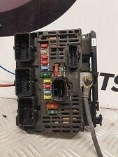 CITROEN BSM L04 s118983004q FUSE BOX