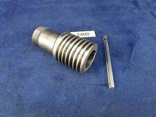 South Bend 9A / 10K Lathe Worm Gear  w/ Key & Collar MPN: AS203NK1 (#2400)