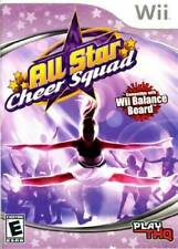 All Star Cheer Squad - Nintendo Wii - Video Game - VERY GOOD
