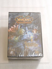 2006 WORLD OF WARCRAFT HEROES OF AZEROTH STARTER DECK. BRAND NEW.