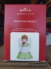 2020 Hallmark Ornament   Heirloom Angel  NIB