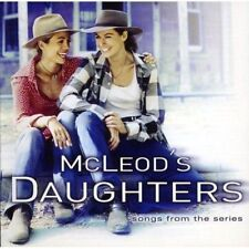 McLEOD'S DAUGHTERS Songs From The Series (Gold Series) CD NEW Volume 1