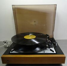 vintage turntable - Record player Plattenspieler Dual CS32 1218 mit Wechselachse