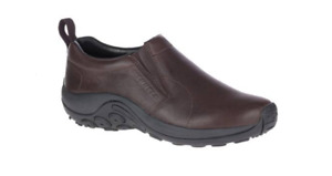 Merrell Jungle Moc Leather 2 Espresso Slip-On Shoe Loafer Men's sizes 7-15 NIB!!