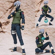 S.H.Figuarts Hatake Kakashi Naruto Shippuden Action Figure Bandai Tamashii Japan