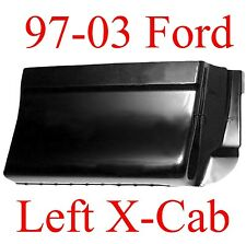 97 98 Ford LEFT Extended Super Cab Corner 3 Door, F150, 1.2MM Thick, 1984-117