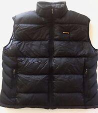 Patagonia XL Mens Down Sweater Vest Puffy Black Lightweight Rockstar Games