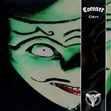 Coroner - Grin [New CD]