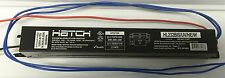 ELECTRICAL BALLAST ELECTRONIC HATCH HL232BIS/UV/HE/W 120/277V NEW