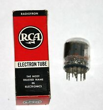 1 RCA 6M11 Electronic Vacuum Tube in Box, NOS