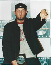 FRED DURST 8 X 10 PHOTO WITH ULTRA PRO TOPLOADER