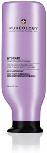 Pureology | Hydrate | Moisturising Conditioner | For Medium to Thick Dry, Colour