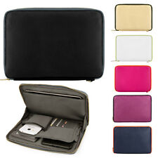 """Tablet Leather Sleeve Pouch Case Bag For 10.5"""" iPad Pro / Samsung Galaxy Tab S6"""