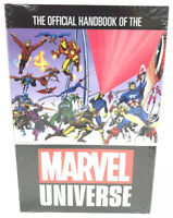 Official Handbook Of The Marvel Universe Omnibus New Sealed HC Hardcover New $75