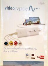 Corsair Elgato USB Analog Video Capture Digitize Video for Mac PC iPad