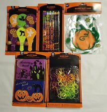Halloween or Everyday Party Packs/Party Favors: NWT