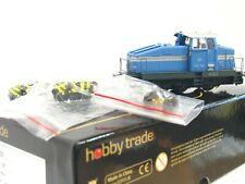 Hobbytrade AD155019 Diesellok DHG500 Henschel blau DC DSS OVP (BM1852)