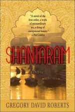 Shantaram by Gregory David Roberts Paperback Free Shipping