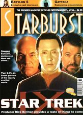 WoW! Starburst #236 X-Files Movie! Spawn! Gattaca! Buffy The Vampire Slayer!