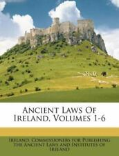 Ancient Laws of Ireland (2012, Paperback)