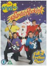 The Wiggles - Santa's Rockin'    DVD   **New**