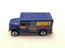 Matchbox International Armored Car - Money Mobile - Great Condition