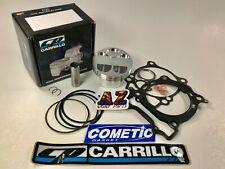 03 04 WR450F WR 450F 98mm CP Big Bore Piston 13.5:1 478cc Cometic Top Gaskets