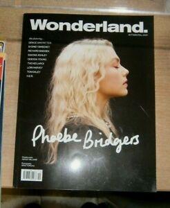 Wonderland magazine Autumn/Fall 2021 Phoebe Bridgers Grace Van Patten Tom Daley