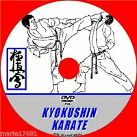 Kyokushin Karate Clases Step By Experto Instrucciones For Beginners Nuevo DVD
