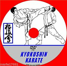 KYOKUSHIN KARATE LESSONS STEP BY STEP EXPERT INSTRUCTION FOR BEGINNERS NEW DVD