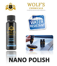 Wolf's Chemicals Nano Polish Shine & Seal Car Body(also glass) Polisher 150ml