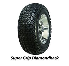 2 Super Grip Diamondback Tires 23x1050-12 6ply