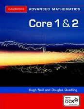 Core 1 and 2 for OCR (Cambridge Advanced Level Mathematics), Douglas Quadling, H